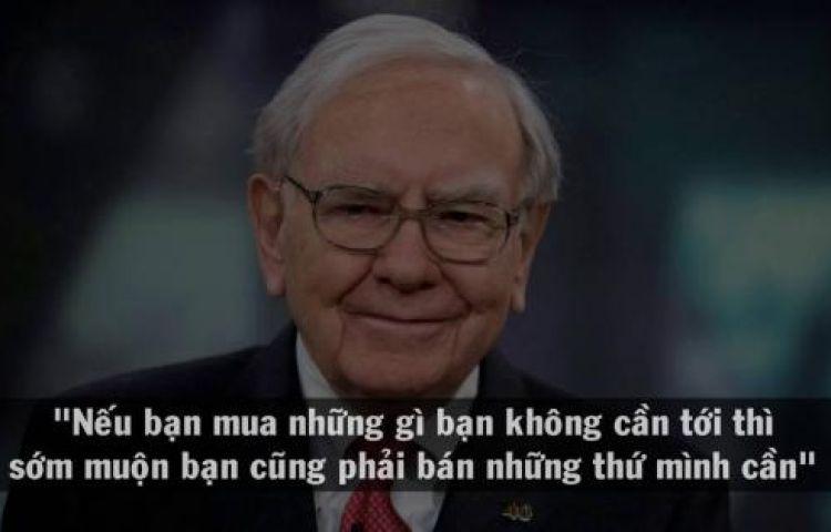 11 câu nói tiết lộ bí quyết thành công của tỷ phú – nhà đầu tư vĩ đại nhất mọi thời đại