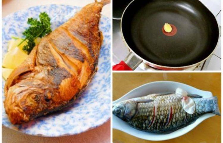 Không cần chảo chống dính, món cá chiên vẫn giòn ngon như thế này đây