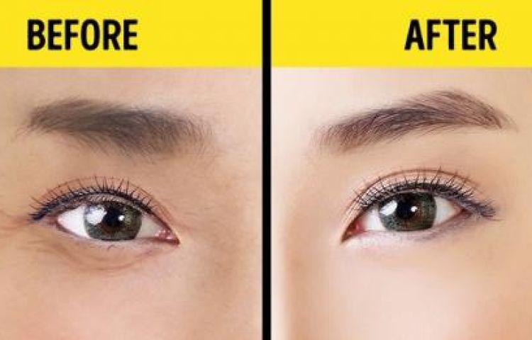 Chống lão hóa mắt với bài tập 1 phút của người Nhật