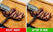 10 lỗi làm bếp có thể làm hỏng cả bữa cơm