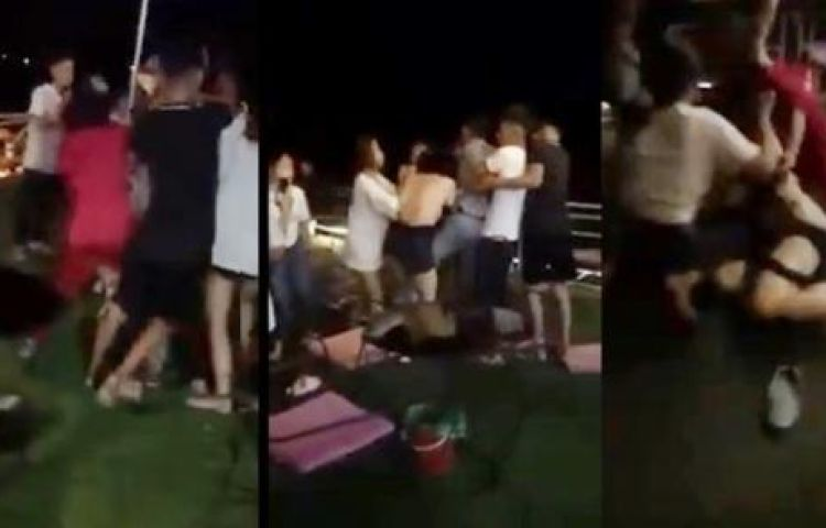 Thêm một vụ đánh ghen lột đồ ở Hà Nội bị công an điều tra