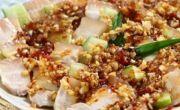 Món ngon mỗi ngày: Thịt ba chỉ luộc rưới sốt tỏi