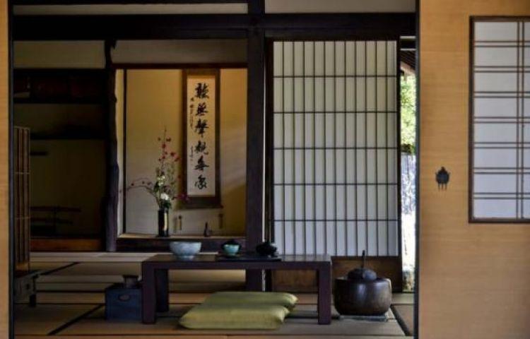 Người Nhật Bản thích sử dụng nhiều vật liệu gỗ khi làm nhà