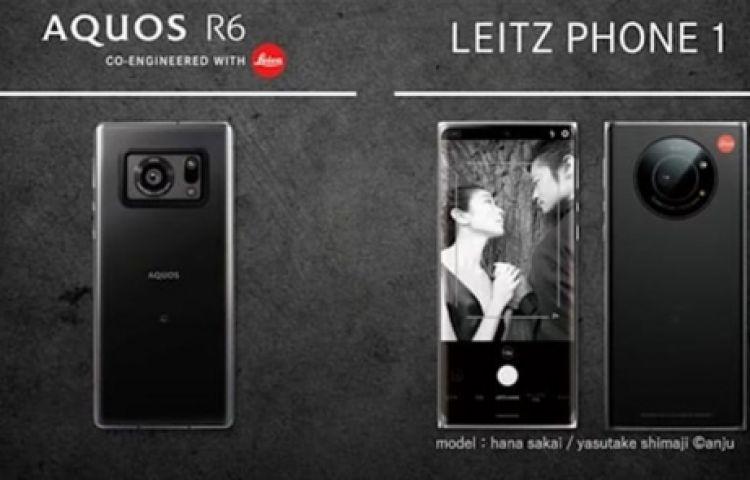 Ra mắt điện thoại đầu tiên mang thương hiệu Leica