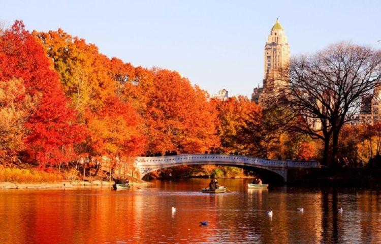 10 Thành phố có mùa thu đẹp nhất trời Âu